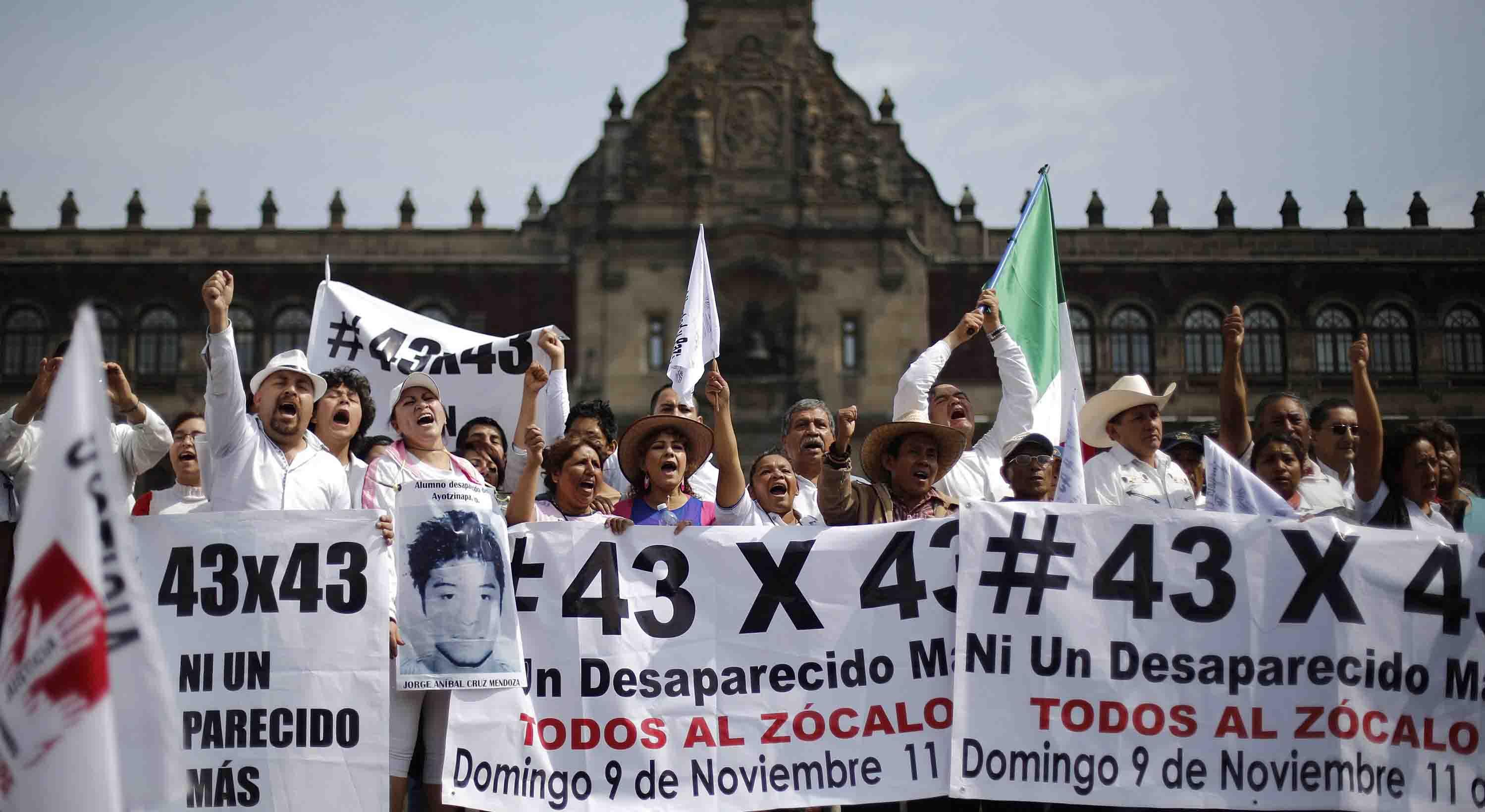 Corte Interamericana de Derechos Humanos discute desaparición forzada en México