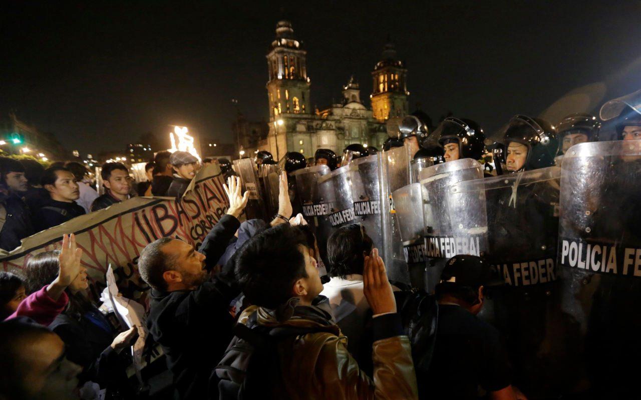 Los estados con más violaciones a los derechos humanos en México