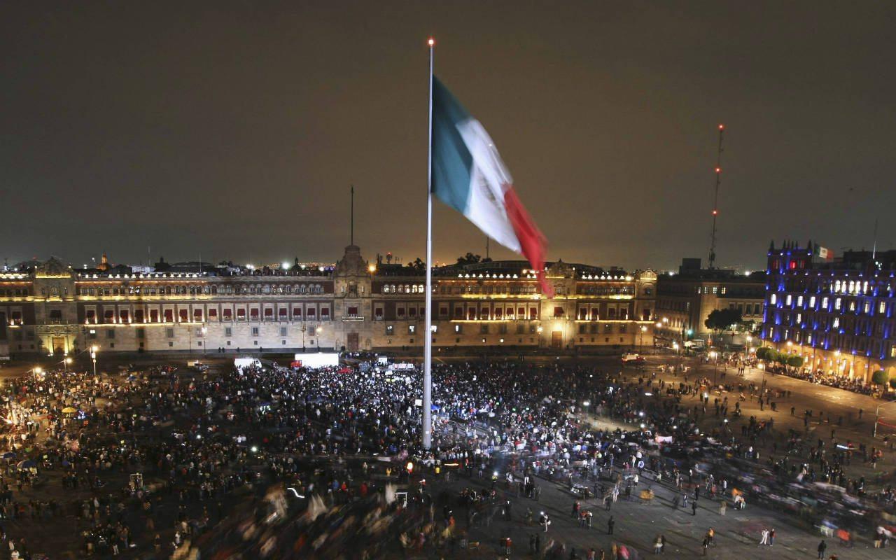 La democracia en México, en retroceso por violencia y corrupción