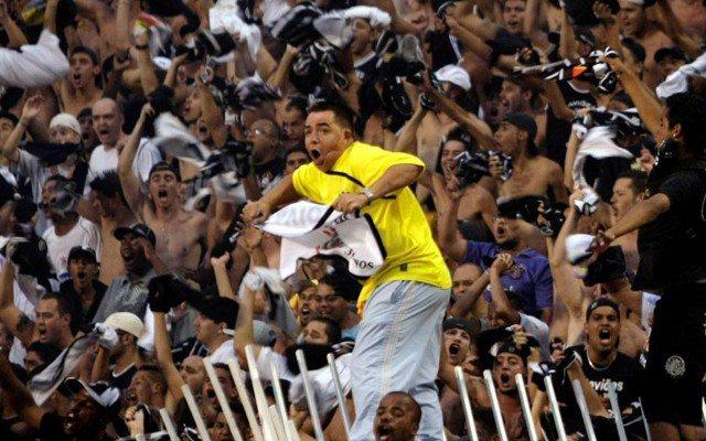 Aficionados de Corinthians. (Foto: Reuters).