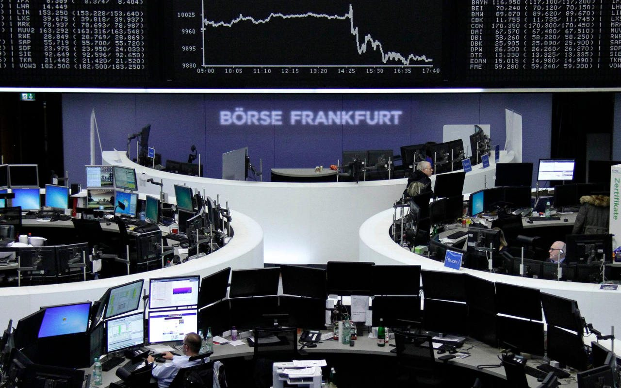Bolsas europeas registran su peor semana desde agosto