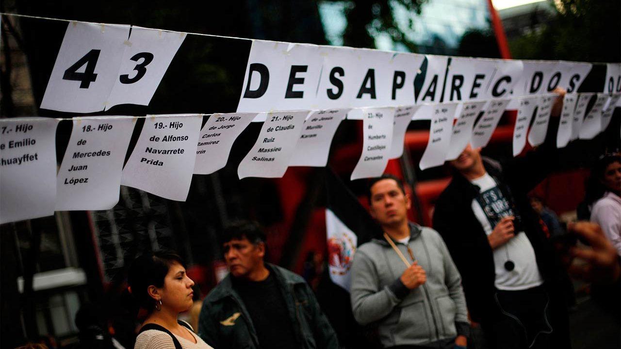 México promulga ley para buscar a miles de desaparecidos
