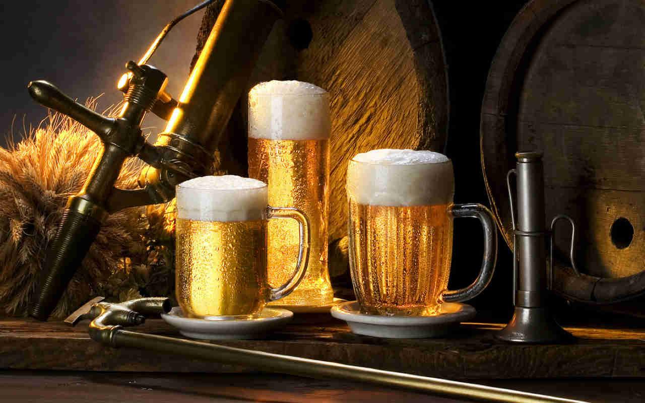 Día de la cerveza, cervezas