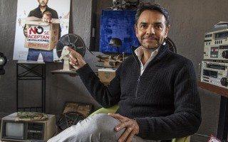 El cine no es negocio: Eugenio Derbez
