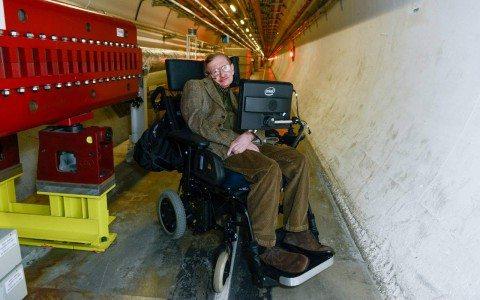 Intel diseña plataforma tecnológica para Stephen Hawking