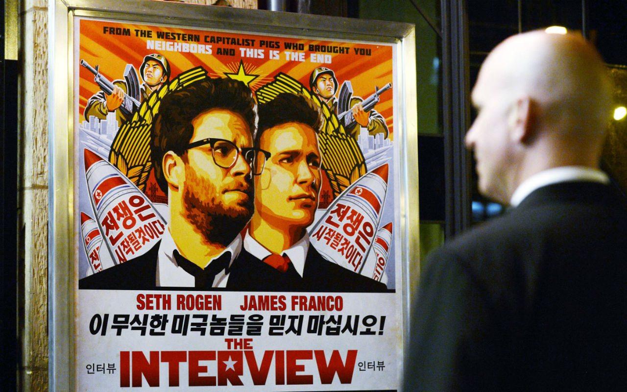 'The Interview' recauda millón de dólares en su estreno limitado