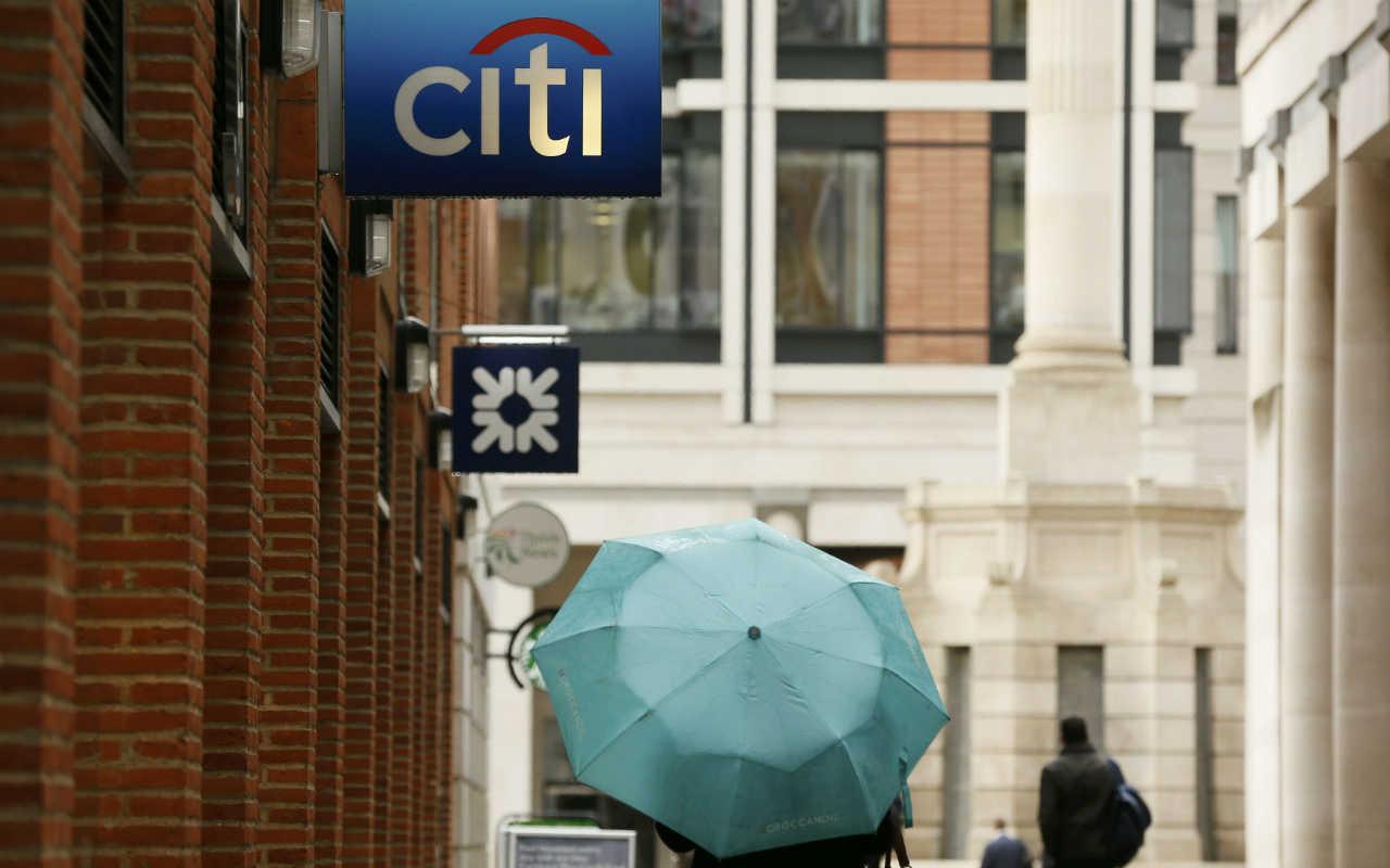 Costos legales reducen ganancia de Citi en cuarto trimestre