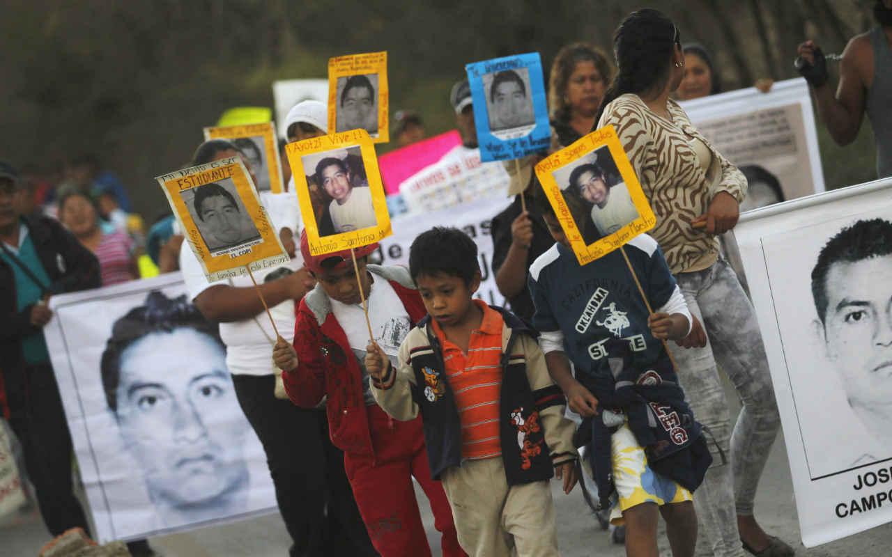 ONU pide al Senado aprobar el aval para investigar desapariciones
