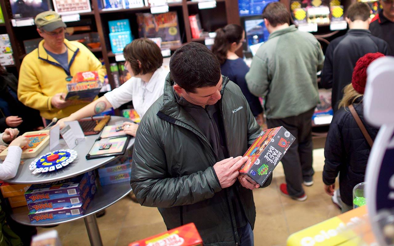 Los hombres deciden cada vez más las compras del hogar