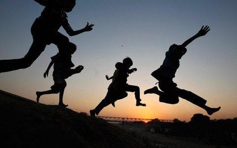 Niños: empresarios en formación