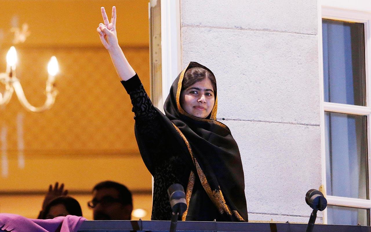 Malala regresa a Pakistán después de poco más de cinco años