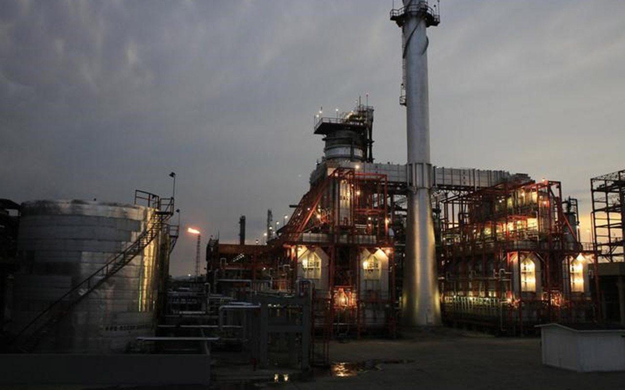 Pemex y Mitsui se unen para terminar planta en refinería de Tula