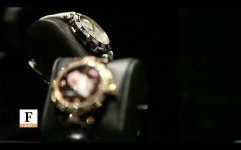 El arte relojero
