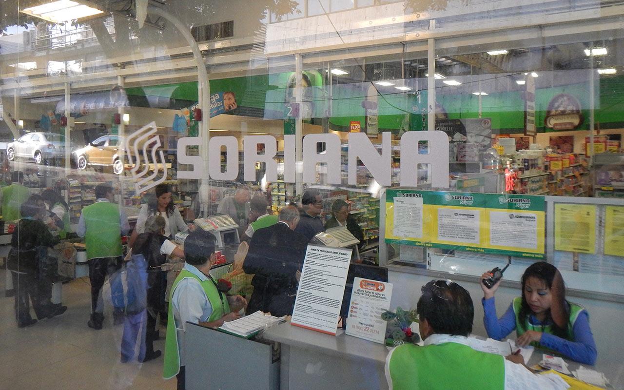 La Antad reporta 37 robos y 16 saqueos en tiendas de autoservicio