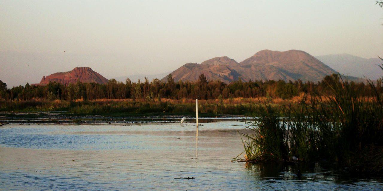 6 zonas en peligro por la urbanización del Valle de México