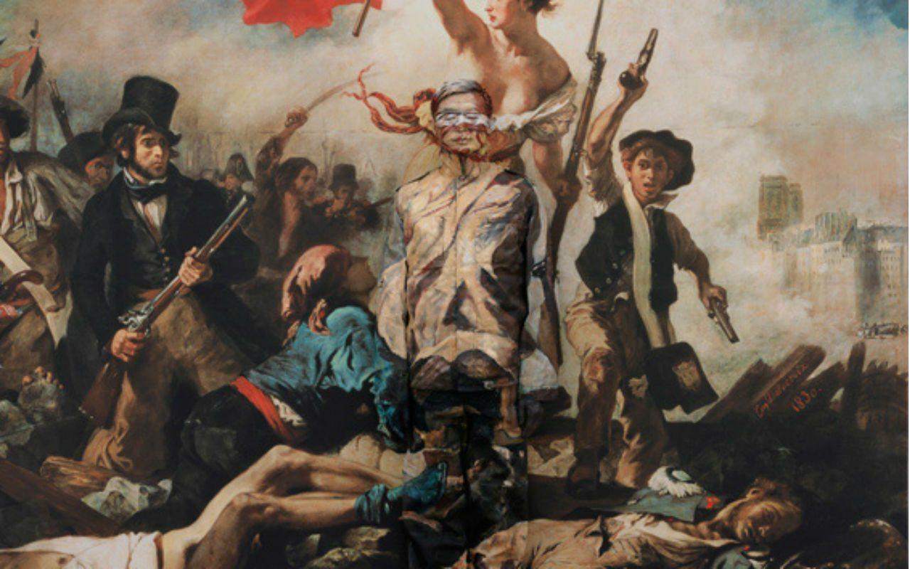 Liu Bolin: el artista invisible visitará México