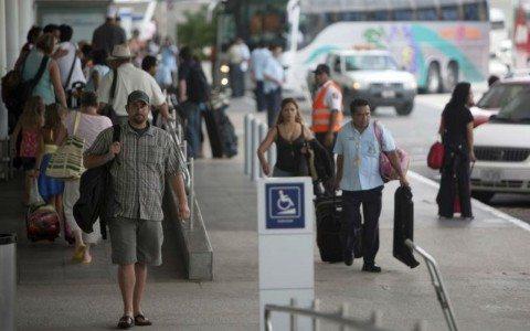 Tráfico de pasajeros de Asur sube 9% en el primer trimestre