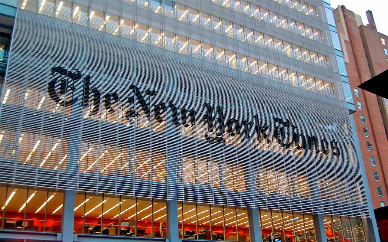 Slim vende acciones del diario The New York Times por 10 mdd