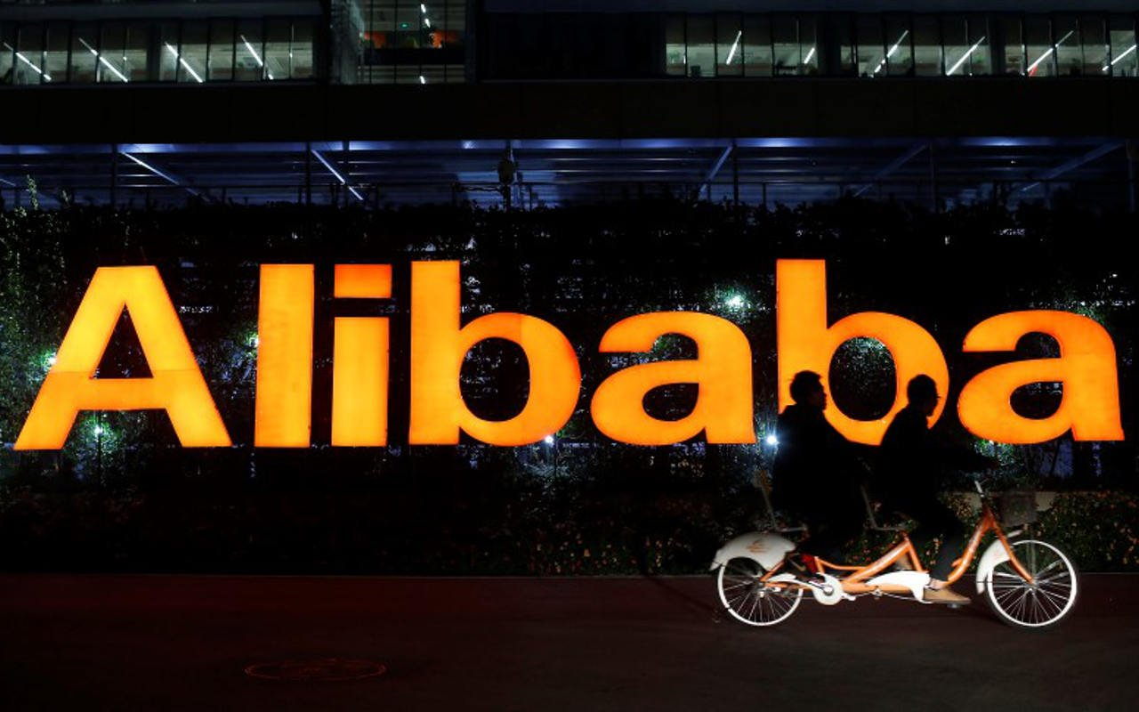 Ingresos trimestrales de la china Alibaba suben 56%
