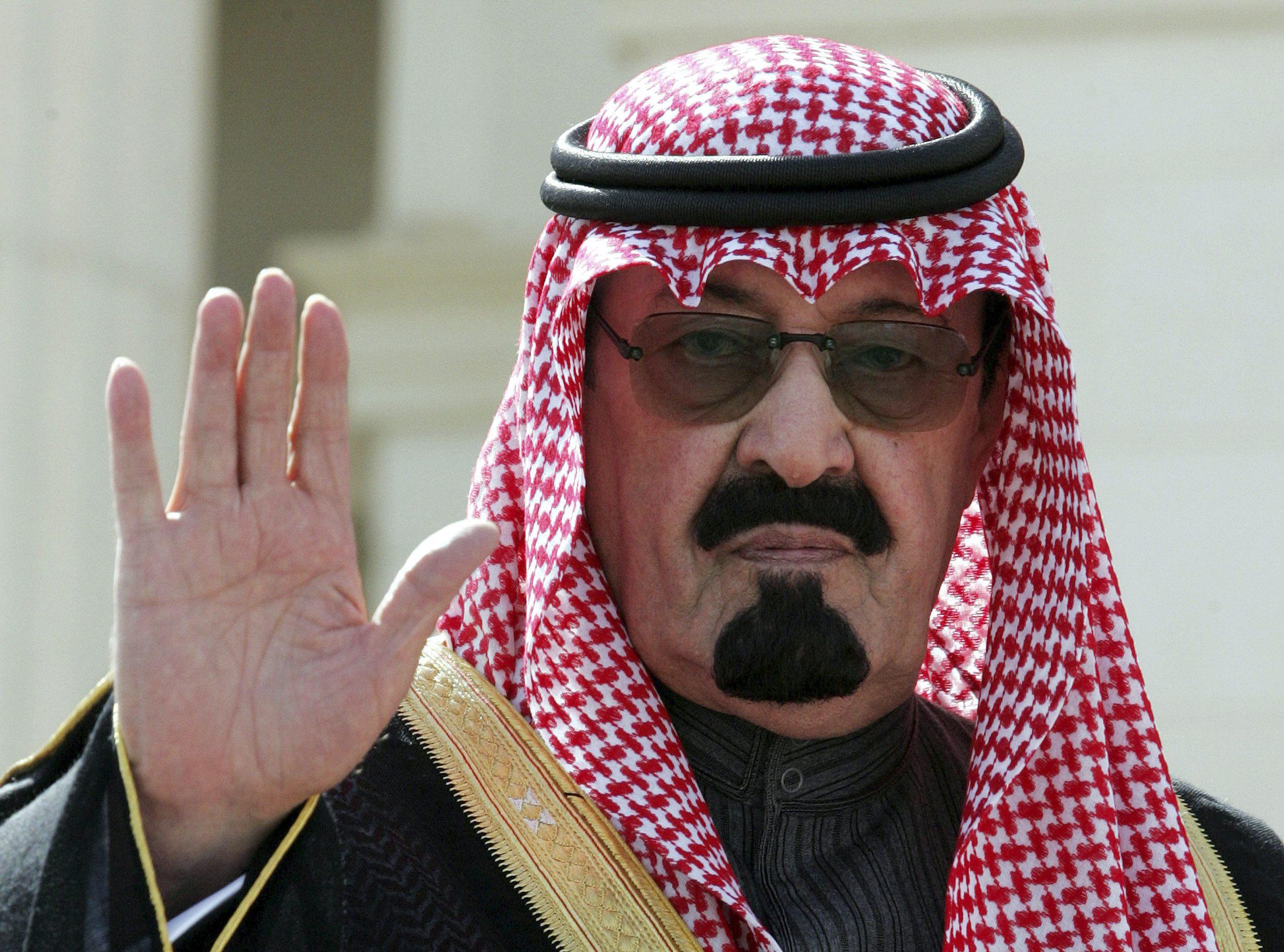 Fallece Rey Abdullah de Arabia Saudita
