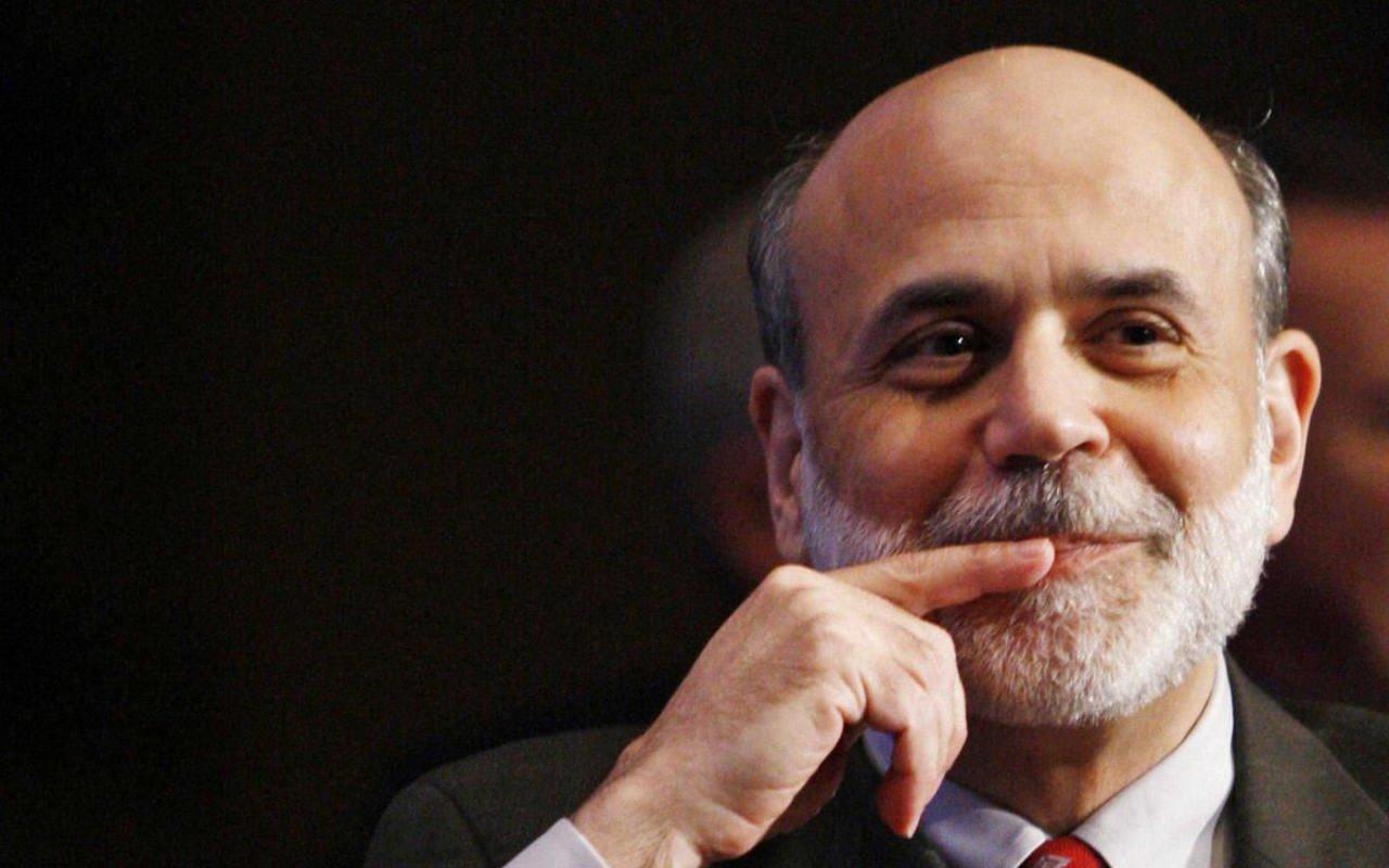 Europa y dólar son riesgos para exportadores de EU: Bernanke