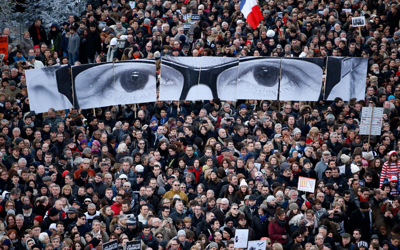 Charlie Hebdo publicará 3 millones de ejemplares