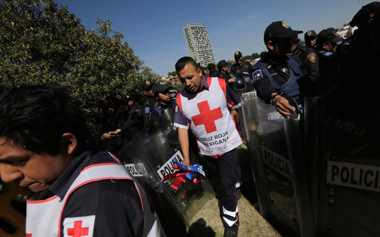 México realiza pruebas de ADN a bebés rescatados en hospital
