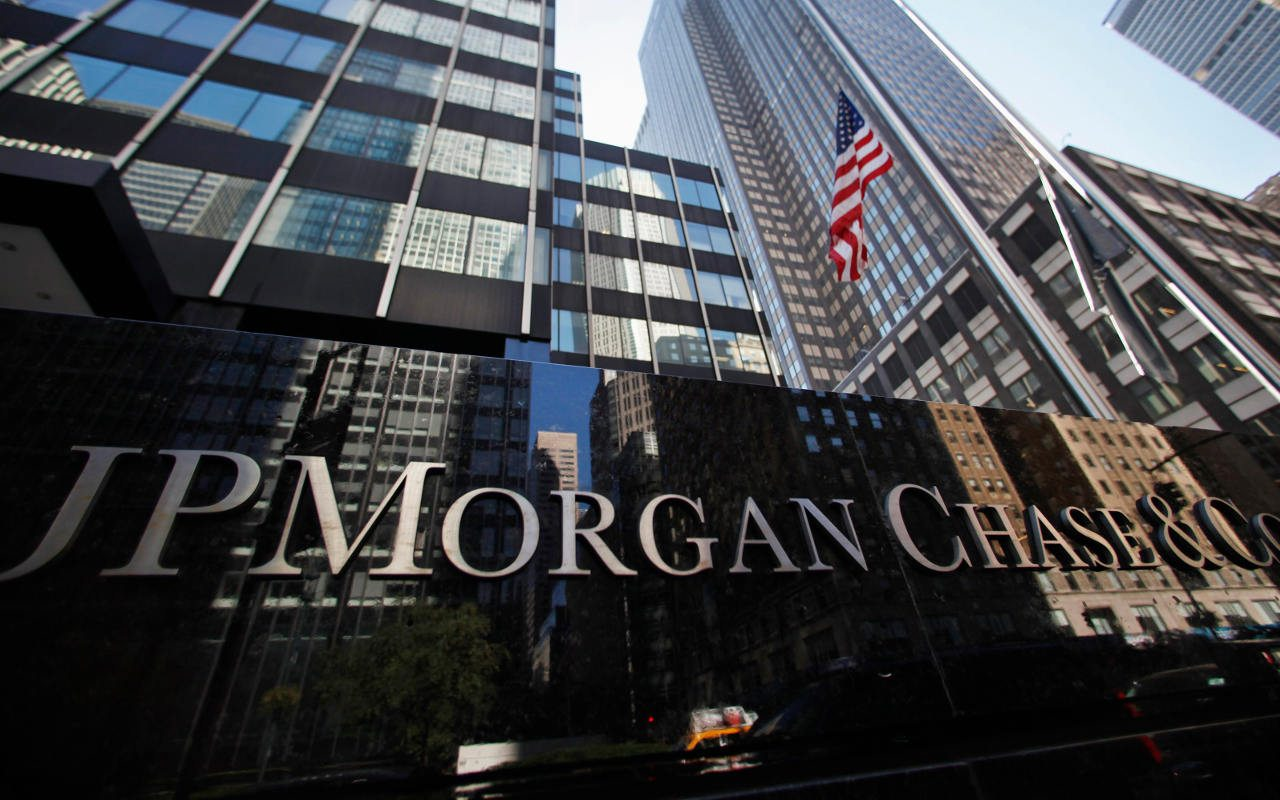 JPMorgan anuncia inversión de 20,000 mdd tras recorte de impuestos