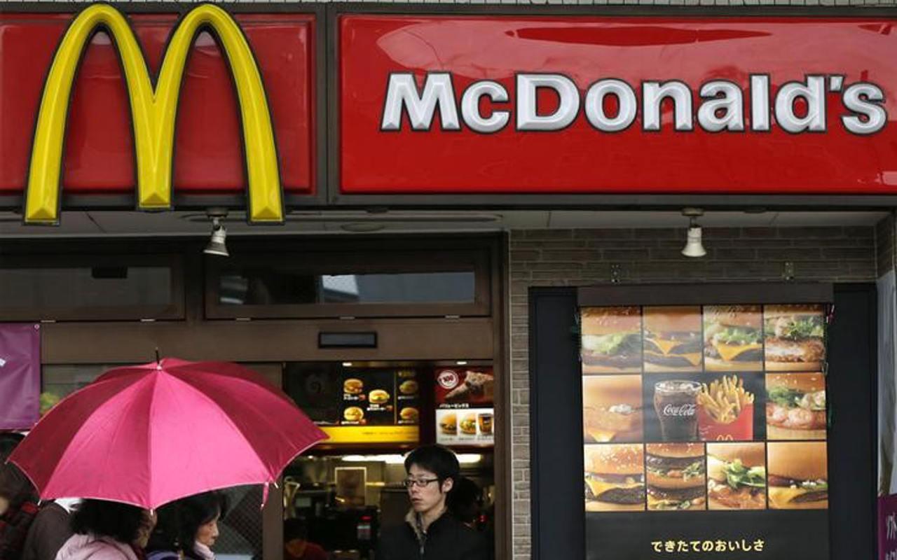 McDonald's prevé cerrar la mayoría de restaurantes en Walmart EU