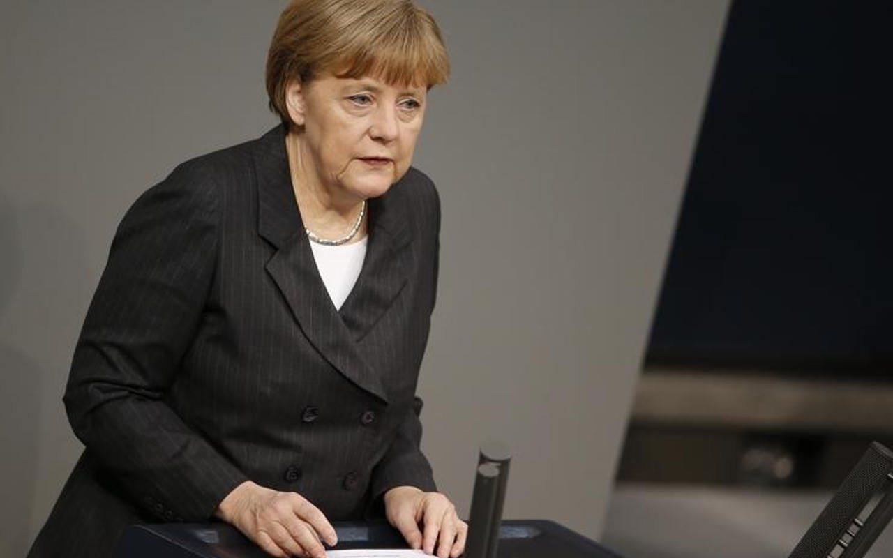 Trump y Merkel alistan reunión en Washington este mes: Bild