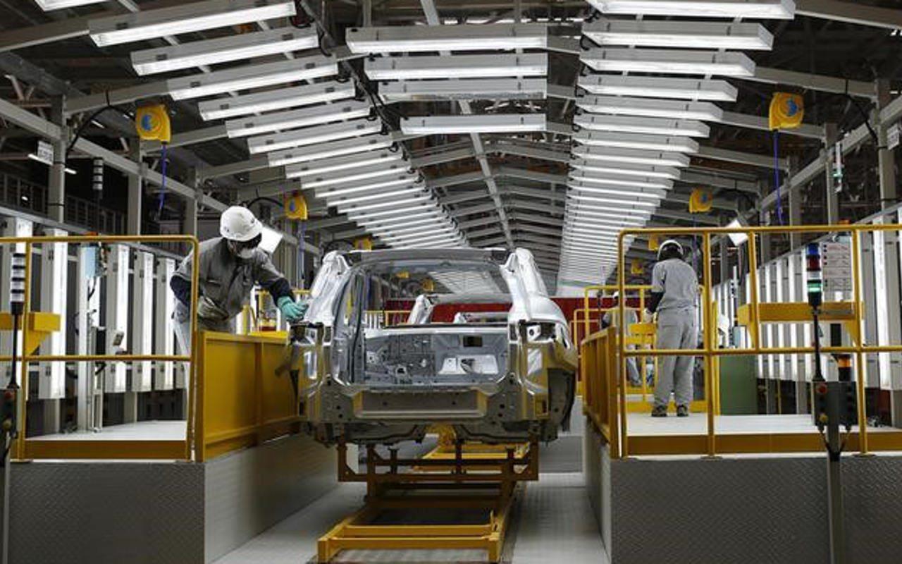 crecimiento económico-manufactura