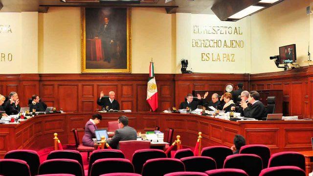 México nombra nuevo presidente de la Suprema Corte de Justicia ...