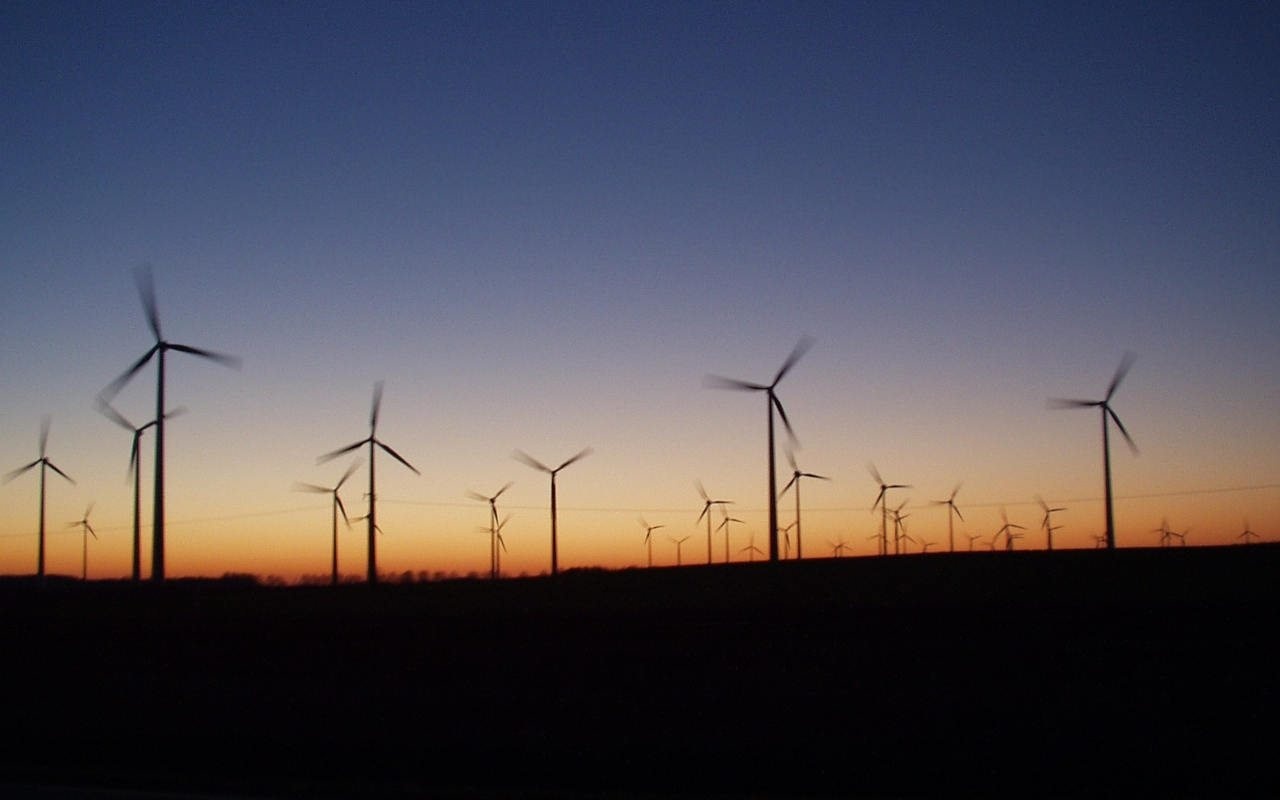 Turbinas verticales podrían ser el futuro de la energía eólica: estudio