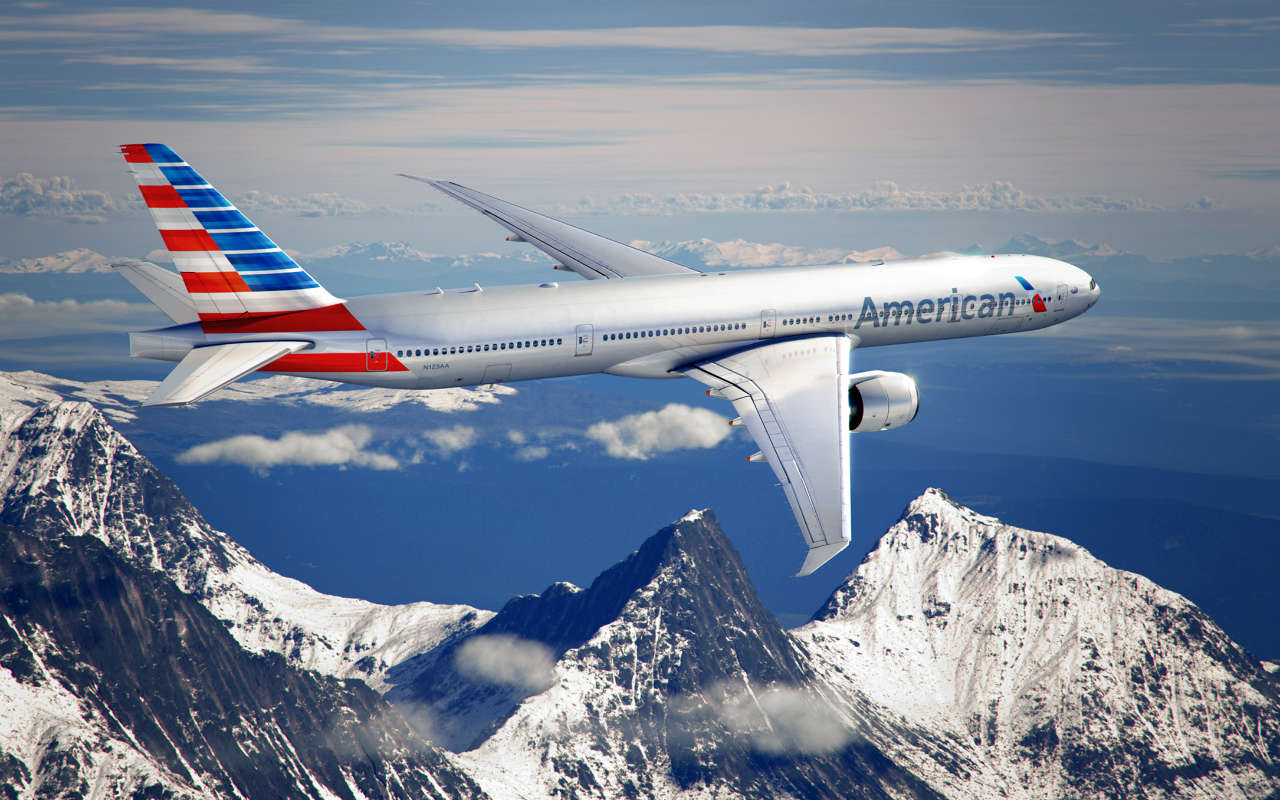 American Airlines suspende vuelos a Venezuela tras alerta de Washington