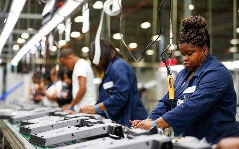 Actividad manufacturera de EU pierde fuerza en julio