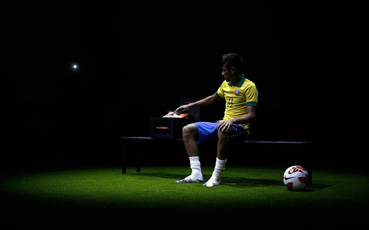 Pasiones, futbol y gratitud, una entrevista con Neymar