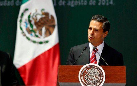 Peña Nieto designa a sus seis constituyentes