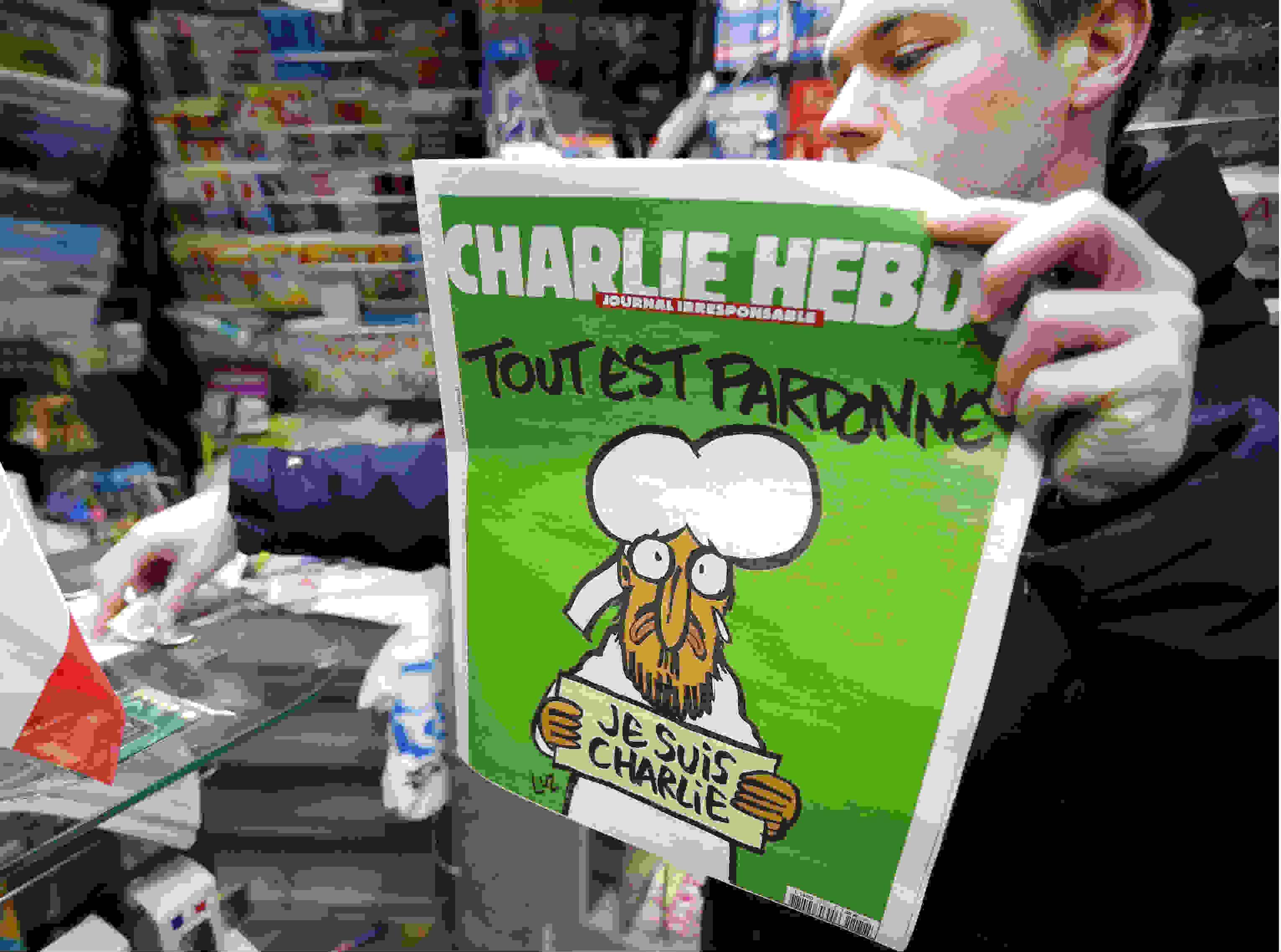 Charlie Hebdo, ¿nuevo ataque de falsa bandera?