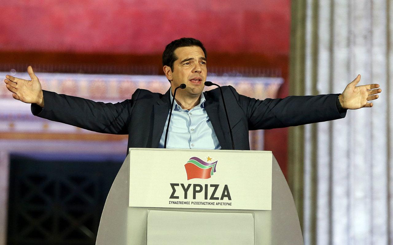 Alexis Tsipras abandonará al gobierno de Grecia