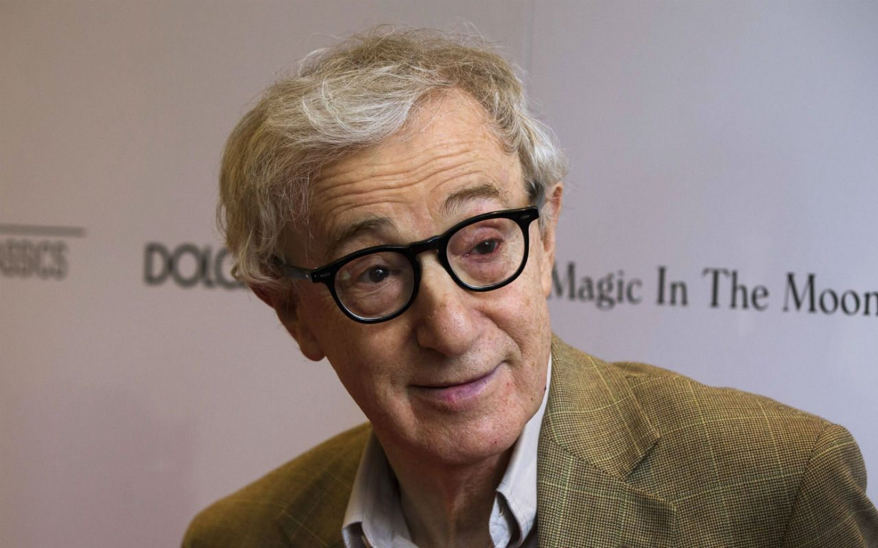 Woody Allen dirigirá serie para Amazon
