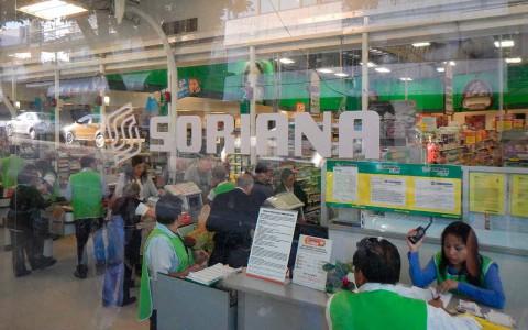 Soriana reporta aumento marginal de ganancias