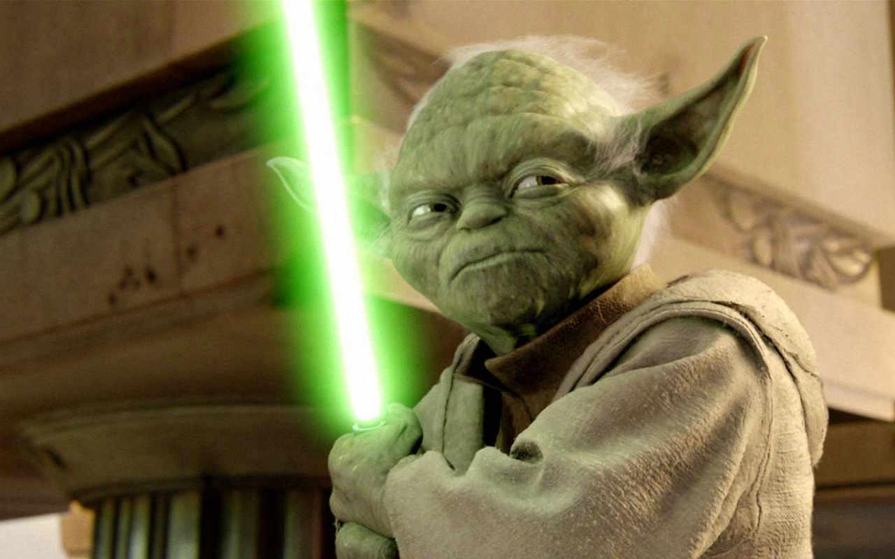 Yoda con piel humana provoca miedo en fanáticos de Star Wars