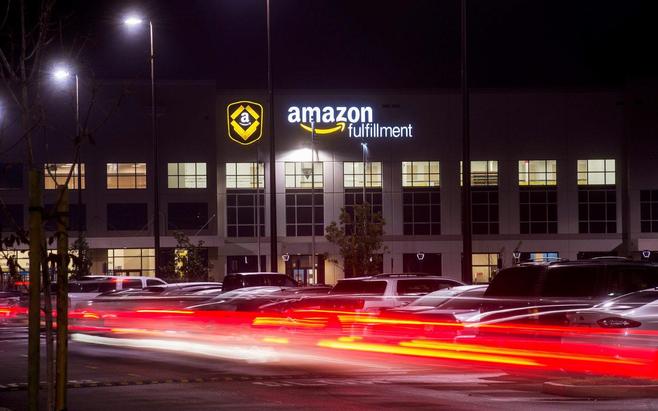Amazon ya es la segunda compañía más valiosa en la bolsa de EU