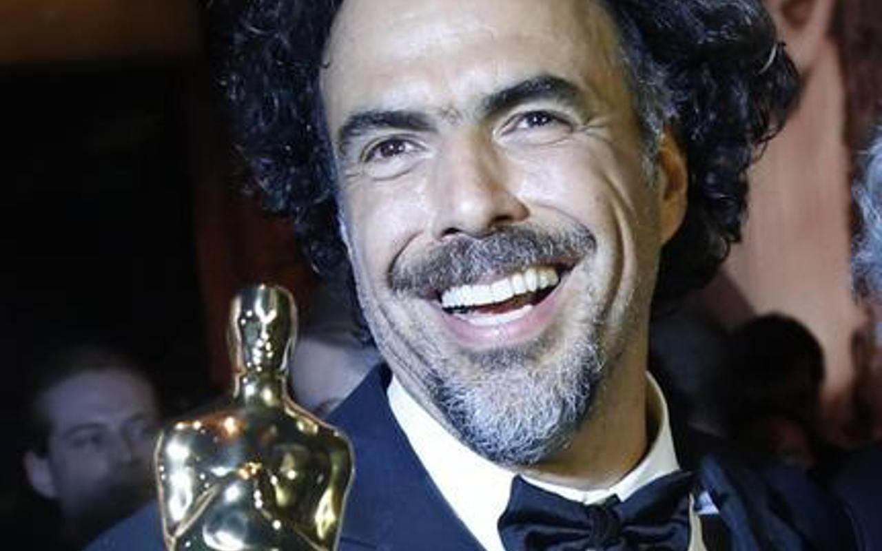 González Iñárritu va otra vez por el Oscar como mejor director
