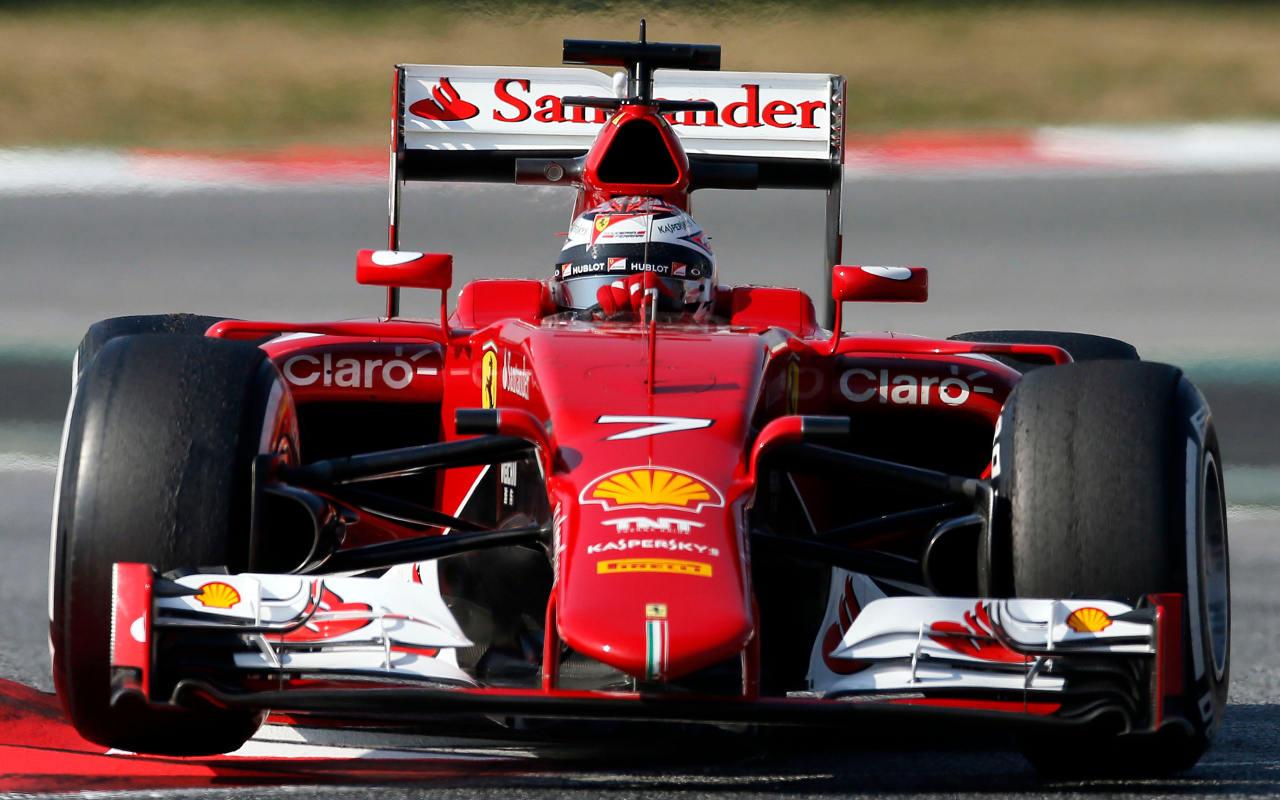 Ferrari Gran Premio China