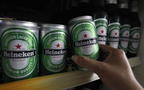 Heineken quiere comprar la unidad brasileña de su rival Kirin