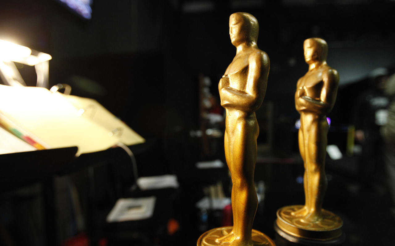 ¿Fue 'El Indio' Fernández el modelo para la estatuilla del Oscar?