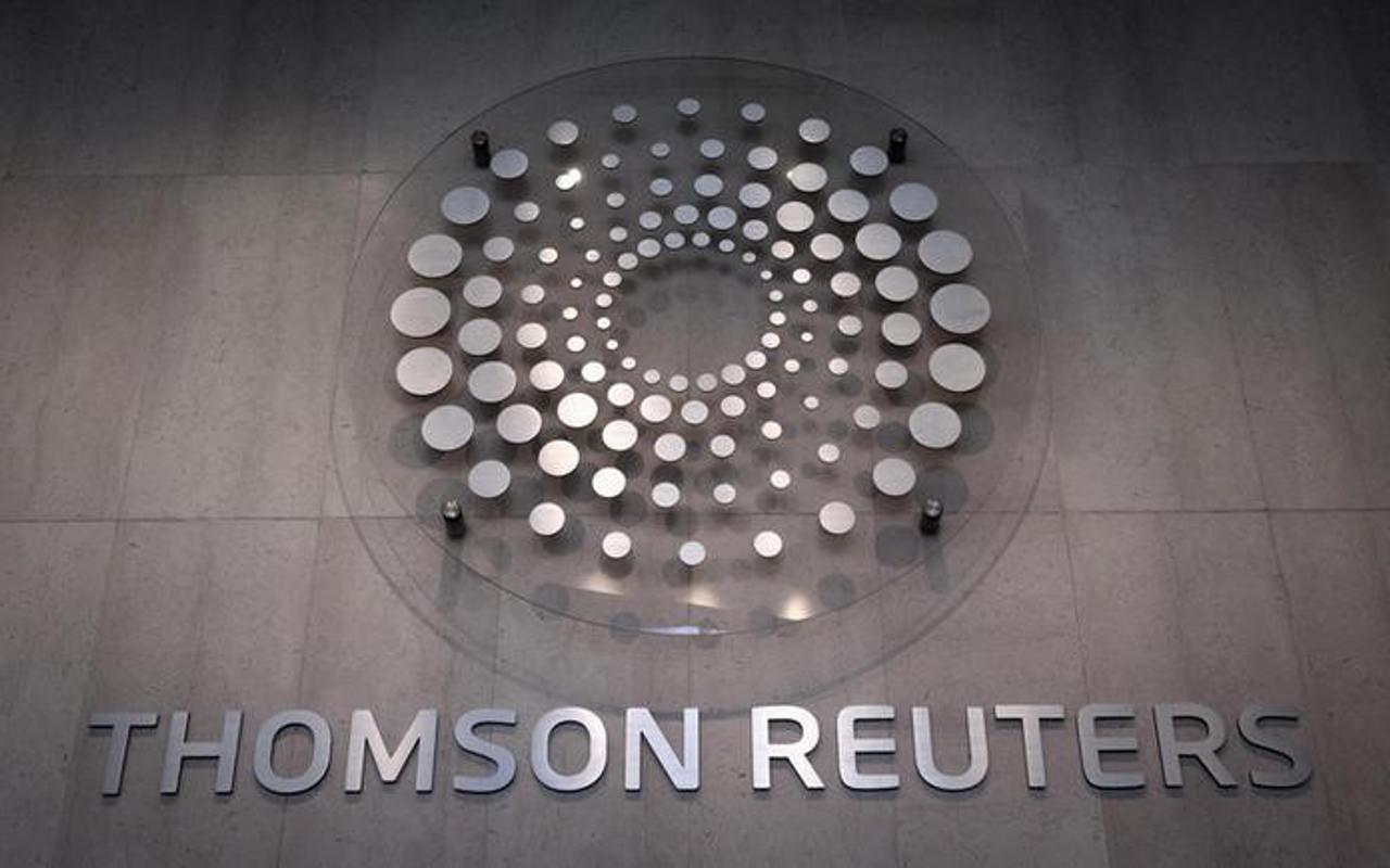 Thomson Reuters espera mayores ingresos en 2015