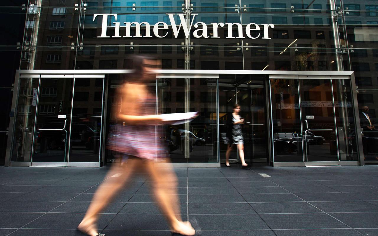 Fusión Time Warner-AT&T, necesaria para competir contra titanes del Internet
