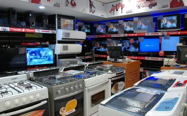 Electrodomésticos en una tienda (Foto: Reuters)